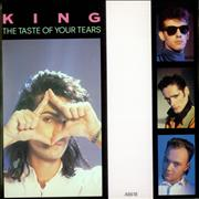 Click here for more info about 'King - The Taste Of Your Tears'