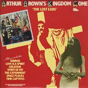 Click here for more info about 'Kingdom Come (Arthur Brown) - The Lost Ears'