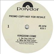 Click here for more info about 'Kingdom Come (80s) - Do You Like It'