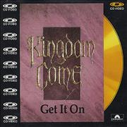 Click here for more info about 'Kingdom Come - Get It On - Cdv'