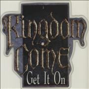 Click here for more info about 'Kingdom Come - Get It On'