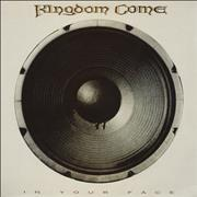 Click here for more info about 'Kingdom Come - In Your Face'