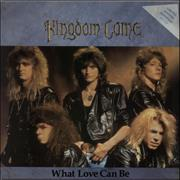Click here for more info about 'Kingdom Come - What Love Can Be'