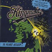 Click here for more info about 'Kingmaker - 10 Years Asleep - Part 1 & 2 - Autographed'