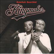 Click here for more info about 'Kingmaker - Armchair Anarchist'