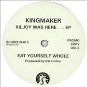 Click here for more info about 'Kingmaker - Kiljoy Was Here...EP'