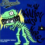 Click here for more info about 'Kingmaker - Killjoy Was Here EP'