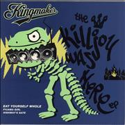 Click here for more info about 'Kingmaker - The Killjoy Was Here EP'