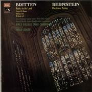 Click here for more info about 'King's College Choir - Britten & Bernstein'