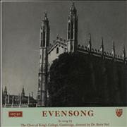 Click here for more info about 'King's College Choir - Evensong'