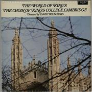 Click here for more info about 'King's College Choir - The World Of King's'