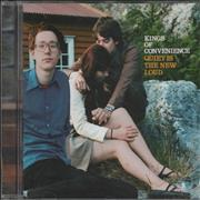 Click here for more info about 'Kings Of Convenience - Quiet Is The New Loud'