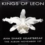 Click here for more info about 'Kings Of Leon - Aha Shake Heartbreak'
