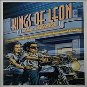 Click here for more info about 'Kings Of Leon - Australian Tour Poster [Brisbane]'