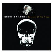 Click here for more info about 'Kings Of Leon - Because Of The Times'