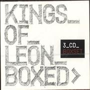 Click here for more info about 'Kings Of Leon - Boxed - Sealed'