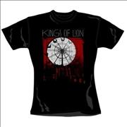Click here for more info about 'Kings Of Leon - Ferris Wheel T-Shirt - Black [XL]'
