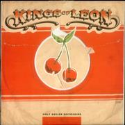 Click here for more info about 'Kings Of Leon - Holy Roller Novocaine - Red vinyl'