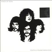 Click here for more info about 'Kings Of Leon - Youth & Young Manhood - 180gram Vinyl - Sealed'