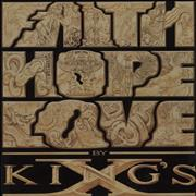 Click here for more info about 'King's X - Faith Hope Love'