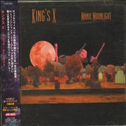 Click here for more info about 'King's X - Manic Moonlight'