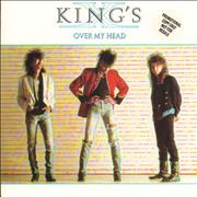 Click here for more info about 'King's X - Over My Head'