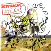 Click here for more info about 'Kinky - Atlas - Autographed'