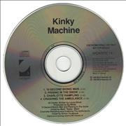 Click here for more info about 'Kinky Machine - 10 Second Bionic Man'