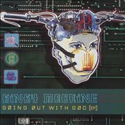 Click here for more info about 'Kinky Machine - Going Out With God EP'