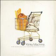 Click here for more info about 'Kinky Machine - Going Out With God'
