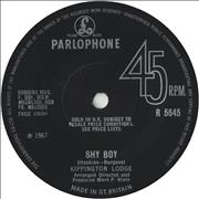 Click here for more info about 'Kippington Lodge - Shy Boy - Factory Sample'