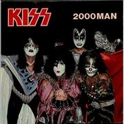 Click here for more info about 'Kiss - 2000 Man + Sleeve'