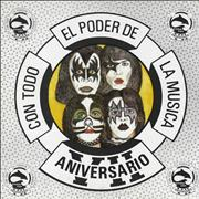 Click here for more info about 'Kiss - 30 Anos De Musica Rock - Custom Sleeve'
