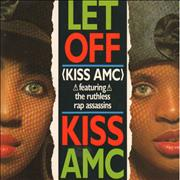 Click here for more info about 'Kiss AMC - Let Off'
