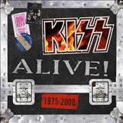 Click here for more info about 'Kiss - Alive 1975 - 2000'