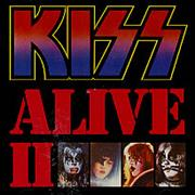 Click here for more info about 'Kiss - Alive II - Remastered'