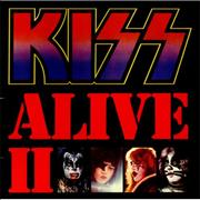 Click here for more info about 'Kiss - Alive II'