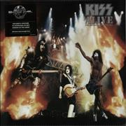 Kiss Alive: The Millenium Concert - 180gm UK 2-LP vinyl set