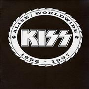 Click here for more info about 'Kiss - Alive Worldwide 1996-1997 - Black Cover'