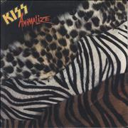 Click here for more info about 'Kiss - Animalize - Columbia Record Club - Sealed'