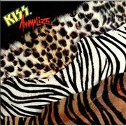 Click here for more info about 'Kiss - Animalize - EX'