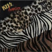 Click here for more info about 'Kiss - Animalize'