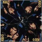 Kiss Crazy Nights - Display Flat USA display Promo