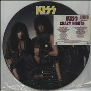 Click here for more info about 'Kiss - Crazy Nights'