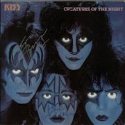 Click here for more info about 'Creatures Of The Night - Autographed'