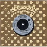 "Kiss Creatures Of The Night UK 7"" vinyl"