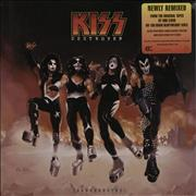 Click here for more info about 'Kiss - Destroyer (Resurrected) - 180gm'