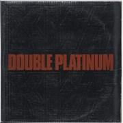 Kiss Double Platinum + Award UK 2-LP vinyl set