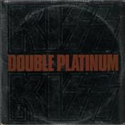 Click here for more info about 'Kiss - Double Platinum - EX'