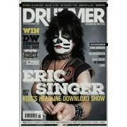 Kiss Drummer Magazine UK magazine
